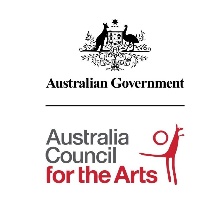 The Australia Council for the Arts logo