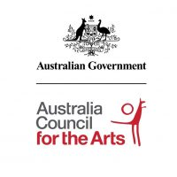 The Australia Council for the Arts logo